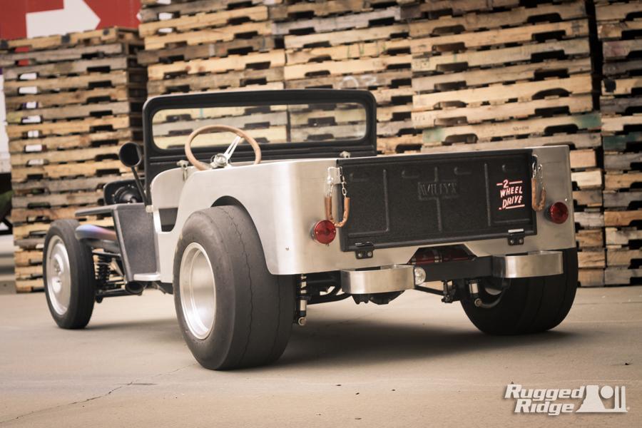 Jesse S Custom 1950 Cj 3a Jeeprod