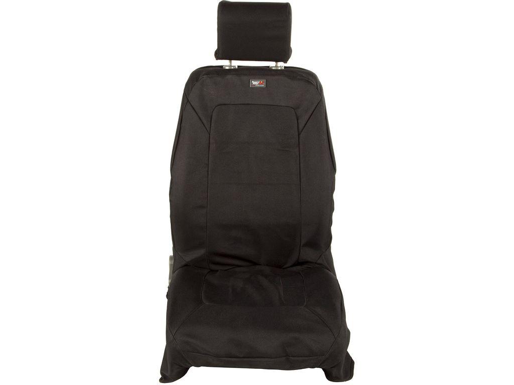 Rugged Ridge 13216.03 Elite Ballistic Heated Seat Covers For 07-10 Jeep Wrangler