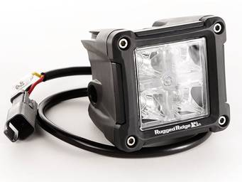 "Rugged Ridge 3"" LED Cube Lights"