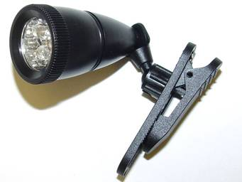 Rugged Ridge Clip-On LED Light