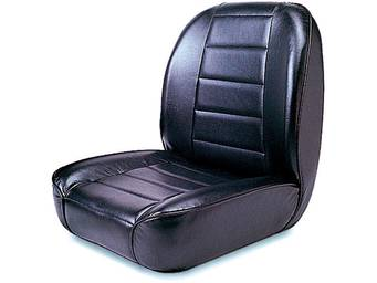 Rugged Ridge Low Back Front Seat 13400.01 01