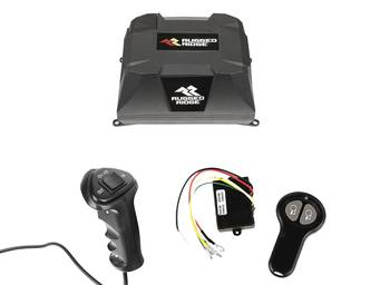 Rugged Ridge Trekker Winch Controls 01